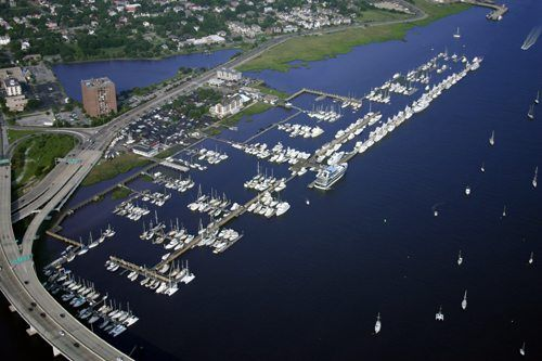 Charleston Marina and Boatyards South Carolina Transworld Inc Electrical Contractors and Electricians Safety