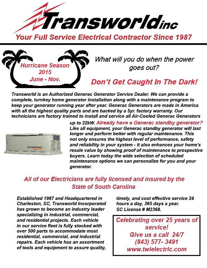 Generac Generator.