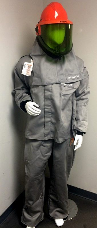 New Arc Flash Protection Garments Transworld Inc