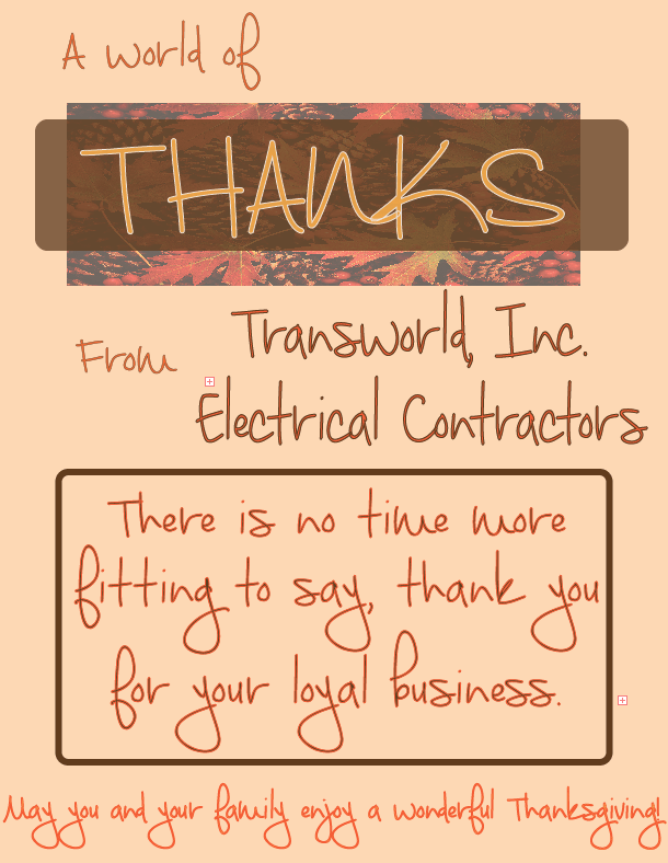 Transworld, Inc. Electrical Contractors Charleston South Carolina CurrentSAFE Home Testing