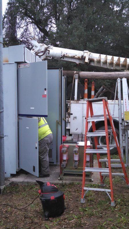 Transworld Inc. Electrical Contractor Charleston South Carolina - Born Capital alongside with NBM Construction