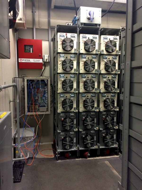 Transworld Inc. Electrical Contractor Charleston South Carolina