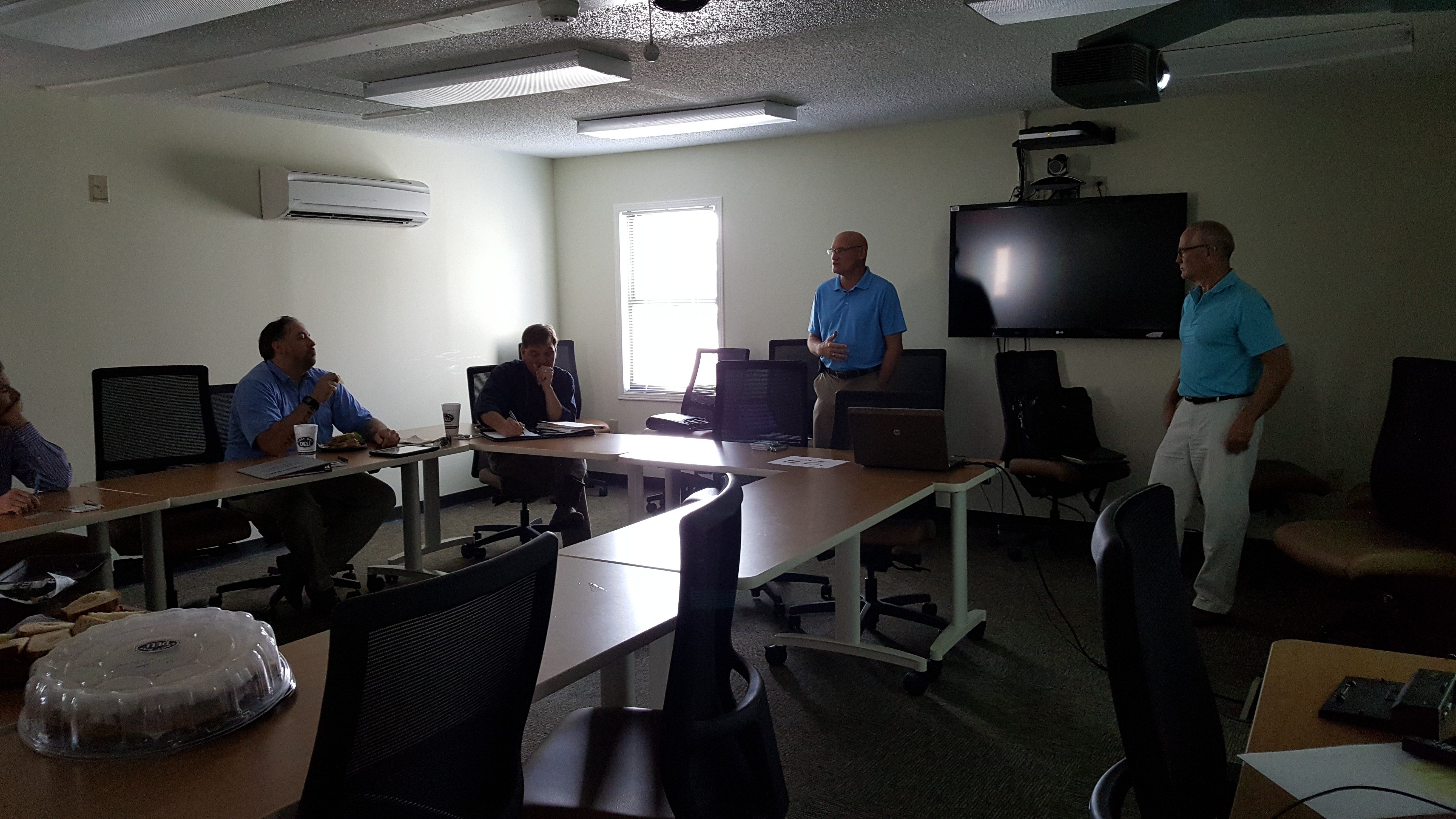 Charleston County School District Lunch and Learn with Transworld Inc Electrical Contractors on Electrical Preventative Maintenance TEGG Services