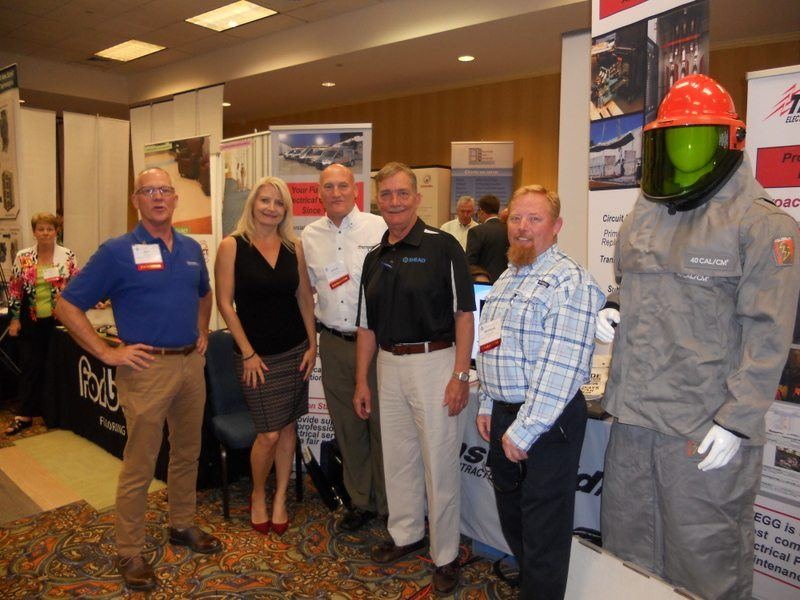 South Carolina Society for Hospital Engineers Annual Spring Meeting Transworld, Inc. Electrical Contractors TEGG Professional Consultants Attendede