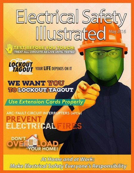 Happy National Electrical Safety Month Transworld Inc