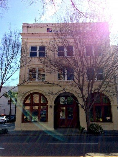 Transworld, inc. electrical contractors first citizens bank remodel downtown Charleston SC