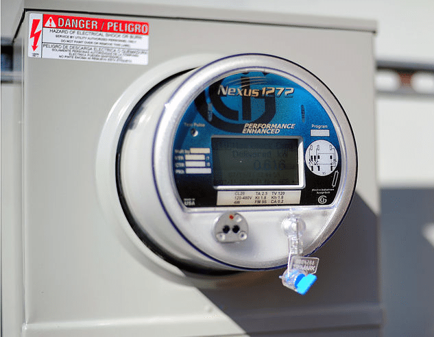 Smart Meter USed at Washington Navy Yard - Transworld, Inc. Electrical Contractors and Relectric