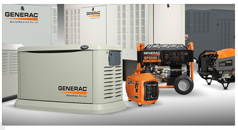 Generac Generator Home Standby Authorized Dealer for Installation and Dealer
