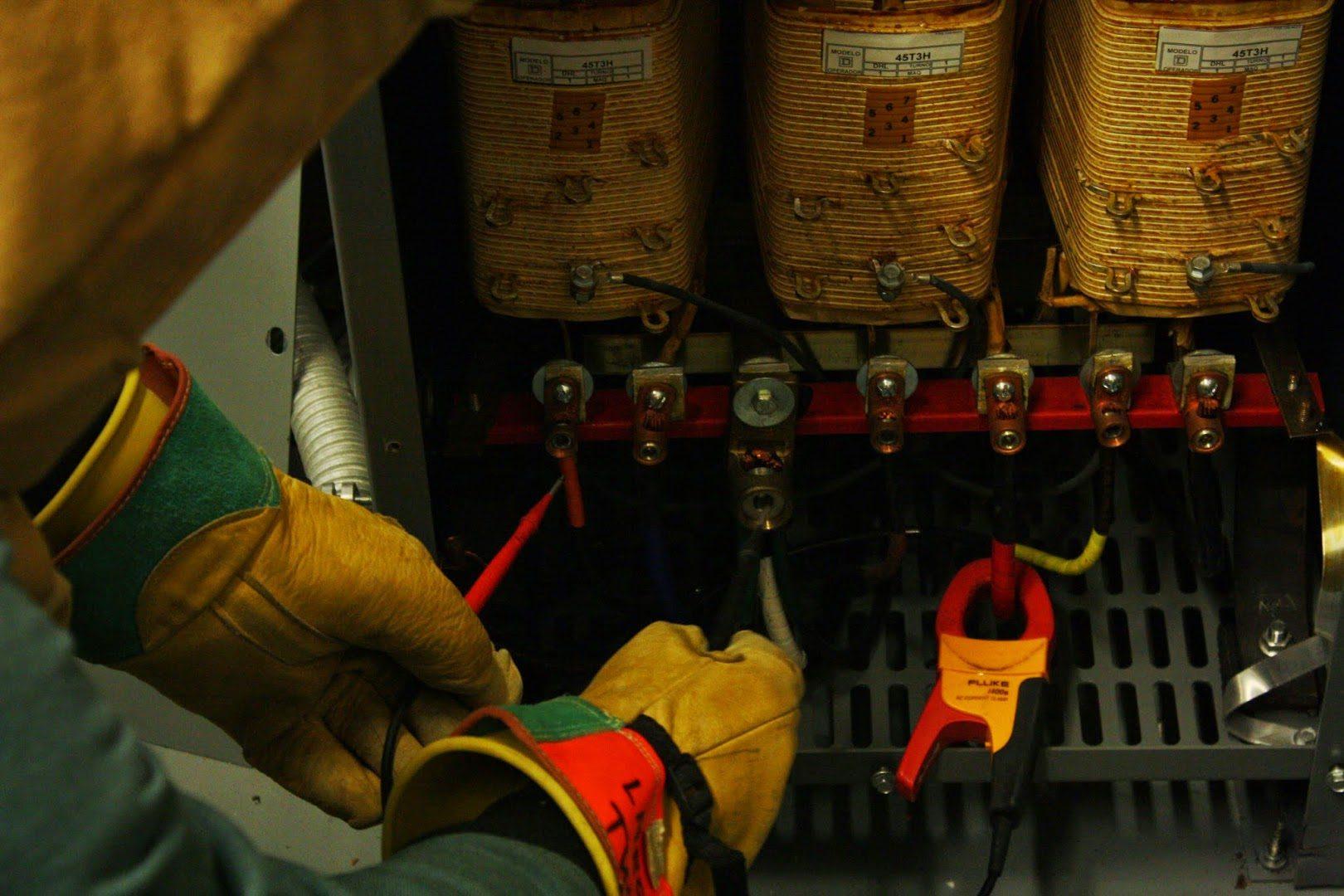 Electrical Preventative Maintenance program