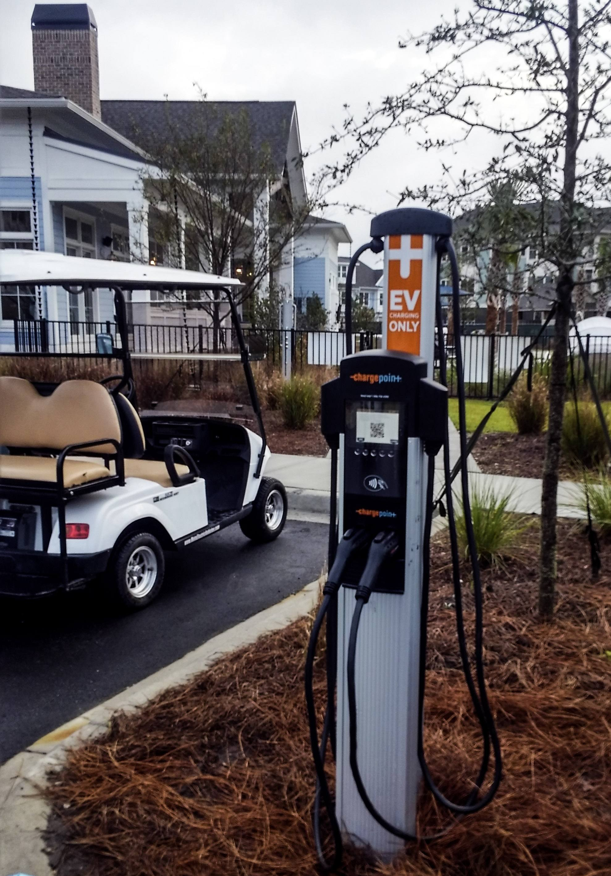 E;ectrical Vehicle (EV) Charging Station