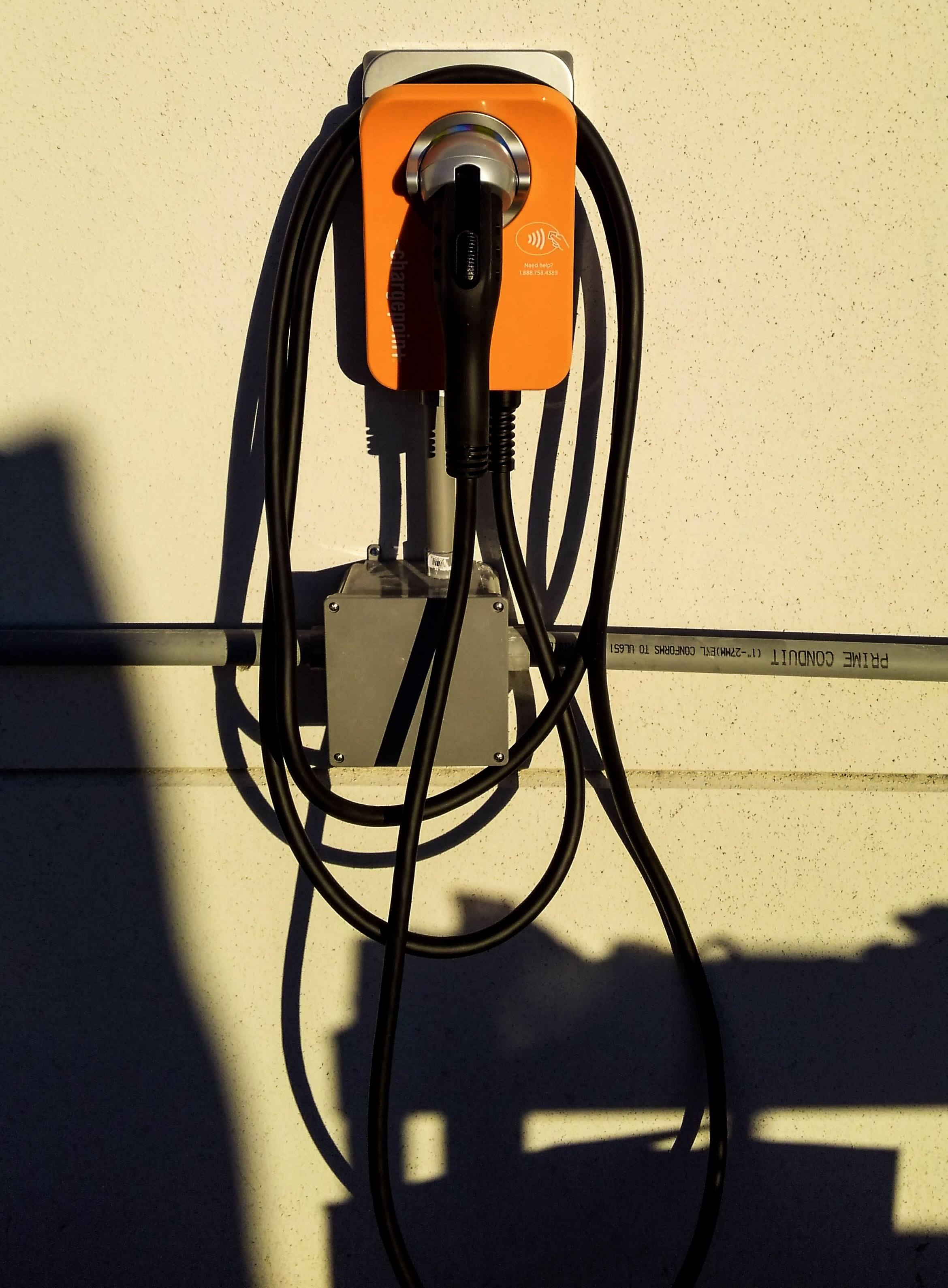 E;ectrical Vehicle (EV) Charging Station - Installation