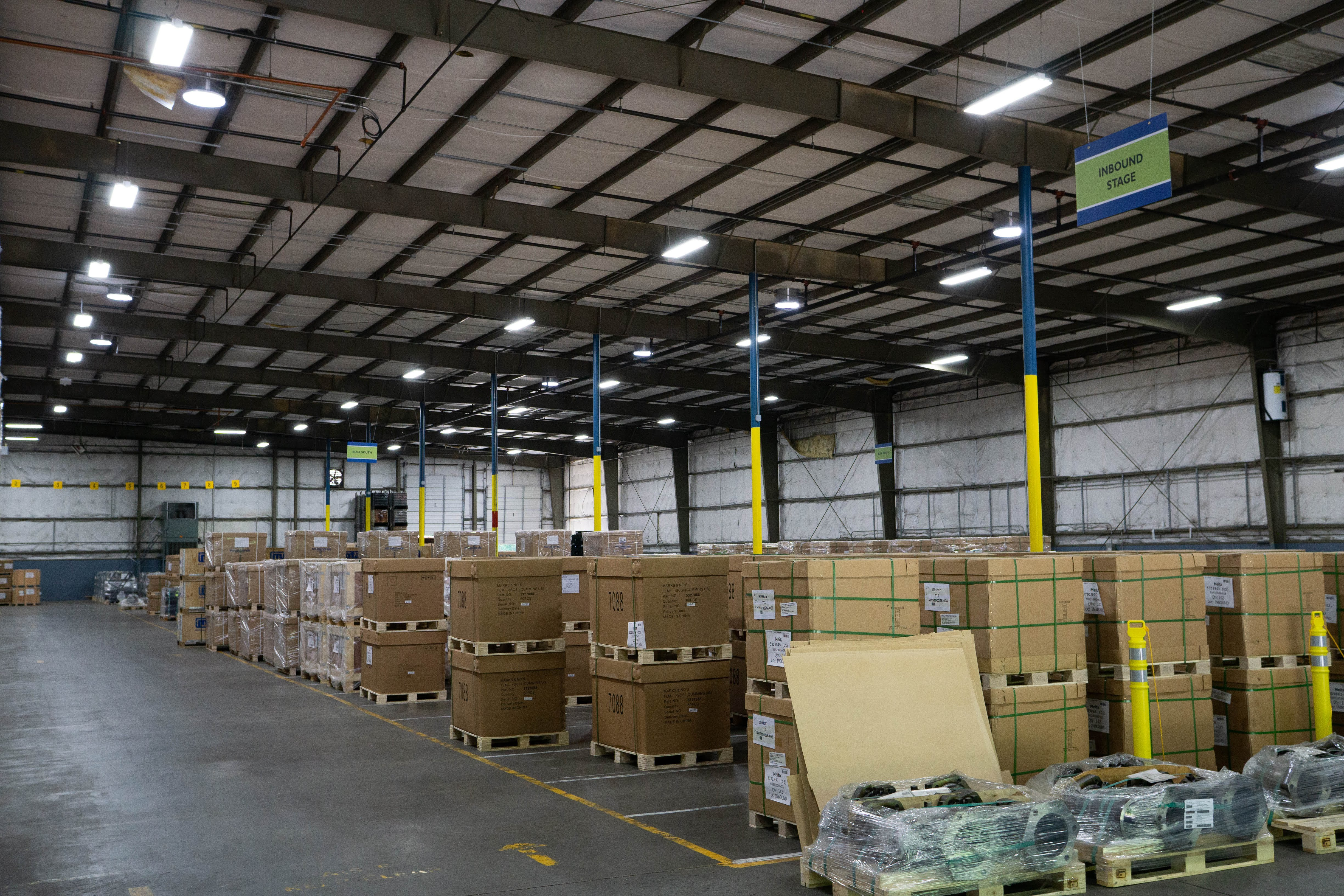 LED lighting upgrades - SC Electrical Contractor
