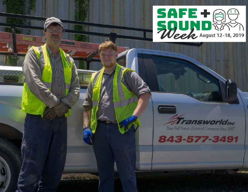 Charleston-Electricians-OSHA-Safe-and-sound-week