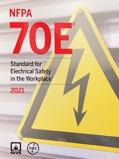 NFPA 70E 2021 Safety Training - South Carolina