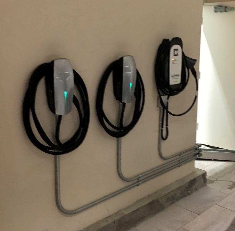 Electric Vehicle (EVSE) Charging Stations in Charleston,SC